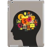 Business a head5 iPad Case/Skin