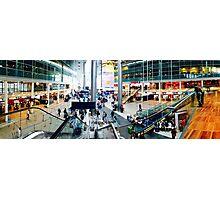 Copenhagen Airport, DENMARK Photographic Print