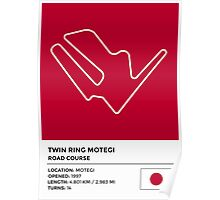 Twin Ring Motegi - v2 Poster