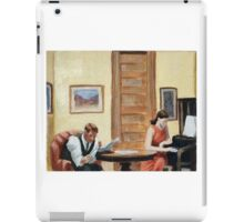 After Hopper Room in New York iPad Case/Skin