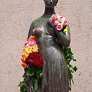 Juliet Statue - Munich by evilcat