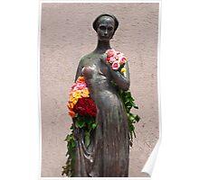 Juliet Statue - Munich Poster
