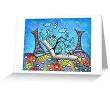 Storytime Greeting Card