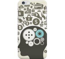Business a head9 iPhone Case/Skin