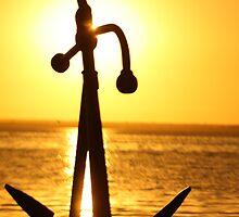 setting sail for the sun by Davegazzard