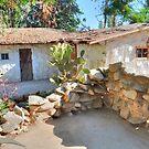 Old rural school but not real by Daidalos
