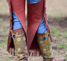 Cowgirl by Cheryl Vorhis