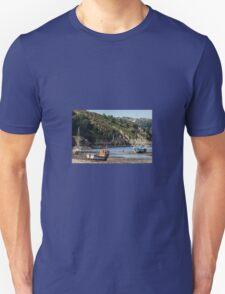Lower Fishguard Harbour, Pembrokeshire T-Shirt
