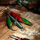Fishing by Cheryl Vorhis