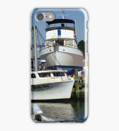 Scott's Cove Marina iPhone Case/Skin