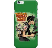 Tanker Girl iPhone Case/Skin