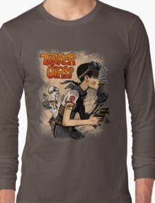 Tanker Girl Long Sleeve T-Shirt
