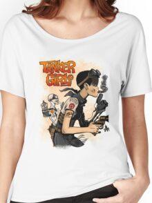 Tanker Girl Women's Relaxed Fit T-Shirt
