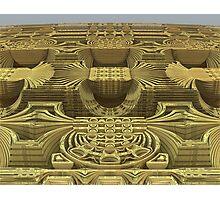 The Aztec empire Photographic Print
