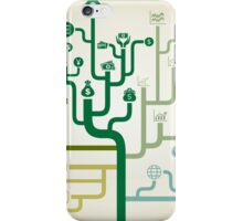 Business a labyrinth iPhone Case/Skin