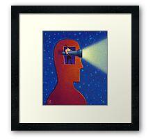 Shine Your Light Framed Print