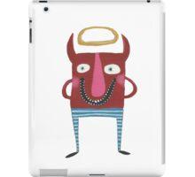 Eugene the Little Devil iPad Case/Skin