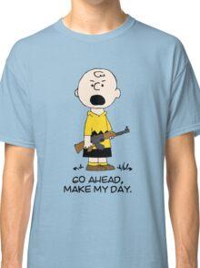 Charlie Make my day Revolution Classic T-Shirt