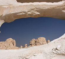 White hole to the sky  by pjworldtour