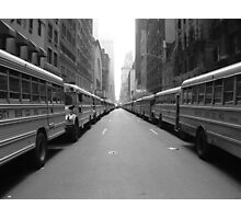 55th and 7th' Photographic Print