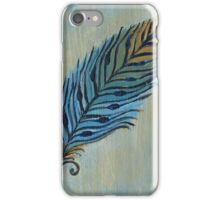 Tri Color Feather iPhone Case/Skin