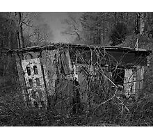 House of Silence Photographic Print
