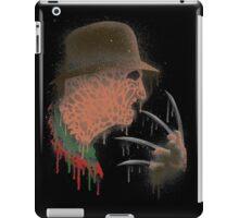 Never Sleep Again iPad Case/Skin