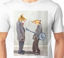 Urban Fox Aggression Unisex T-Shirt