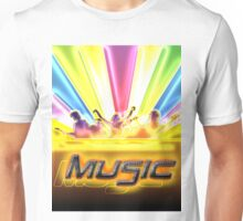 Music Flyers Unisex T-Shirt