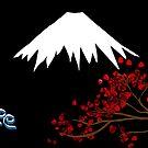 "Prayers for Japan  by Christine ""Xine"" Segalas"