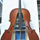 Displaced Cello 3. by nawroski .