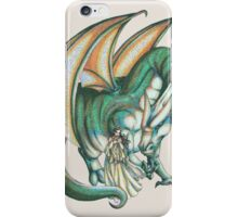 Dragon's Song iPhone Case/Skin