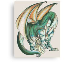 Dragon's Song Canvas Print