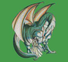 Dragon's Song Baby Tee