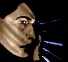 Blue Velvet  by Irene Dominguez