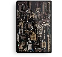 New York... New York Metal Print