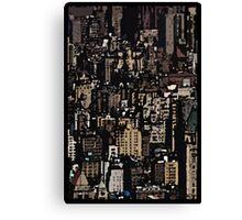 New York... New York Canvas Print