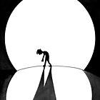 moon walk by Loui  Jover