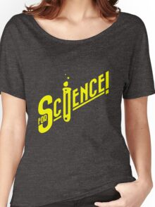 For Science geek funny nerd Women's Relaxed Fit T-Shirt