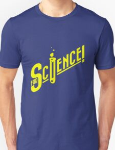For Science geek funny nerd T-Shirt