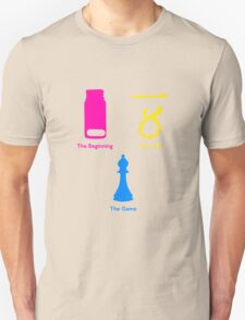 Sherlock Series 1--color Unisex T-Shirt