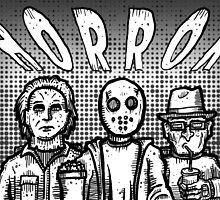 The Horror by strangethingsA