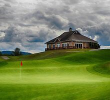 Club de golf Manitou ~ Mont Tremblant, Quebec by Jim Cumming