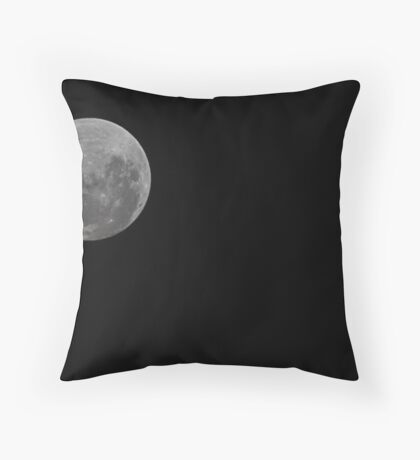 'Supermoon' March 19th 2011 Throw Pillow