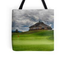 Club de golf Manitou ~ Mont Tremblant, Quebec Tote Bag