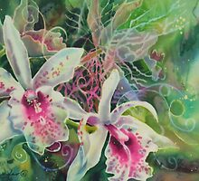 Orchid Series 13 by Deborah Younglao