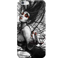 Queen of Webs iPhone Case/Skin