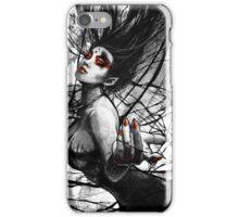 Queen of Webs iPhone Case/Skin