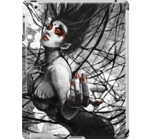 Queen of Webs iPad Case/Skin
