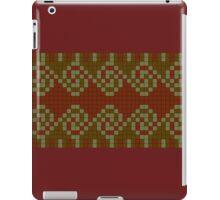 Harvest Pixels iPad Case/Skin